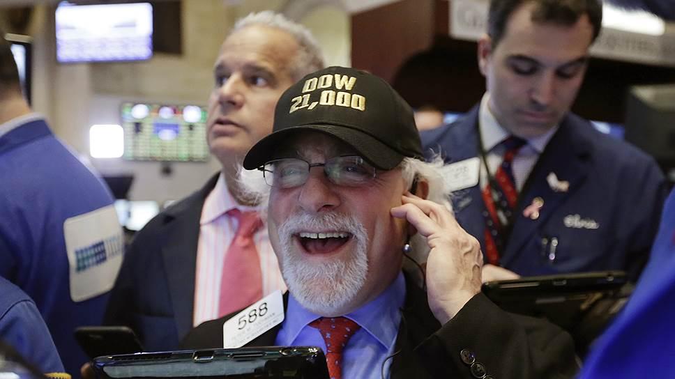 Почему индексы котировок акций устанавливают рекорды