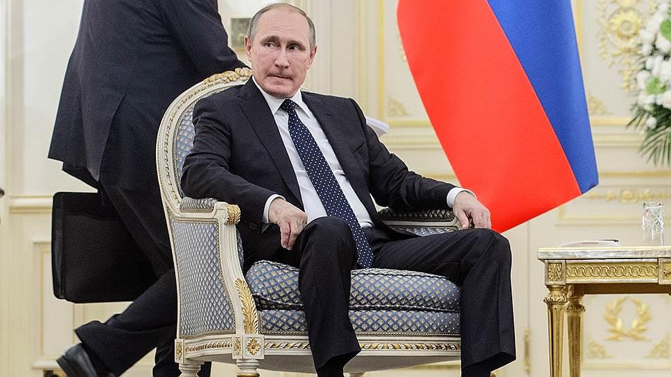 """В этом """"президентском"""" году (c мая 2016-го по май 2017 года) Владимир Путин проработал на два дня больше, чем годом ранее"""