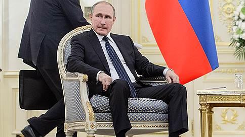 905 дел за 313 дней  / Чем Владимир Путин занимался в течение года