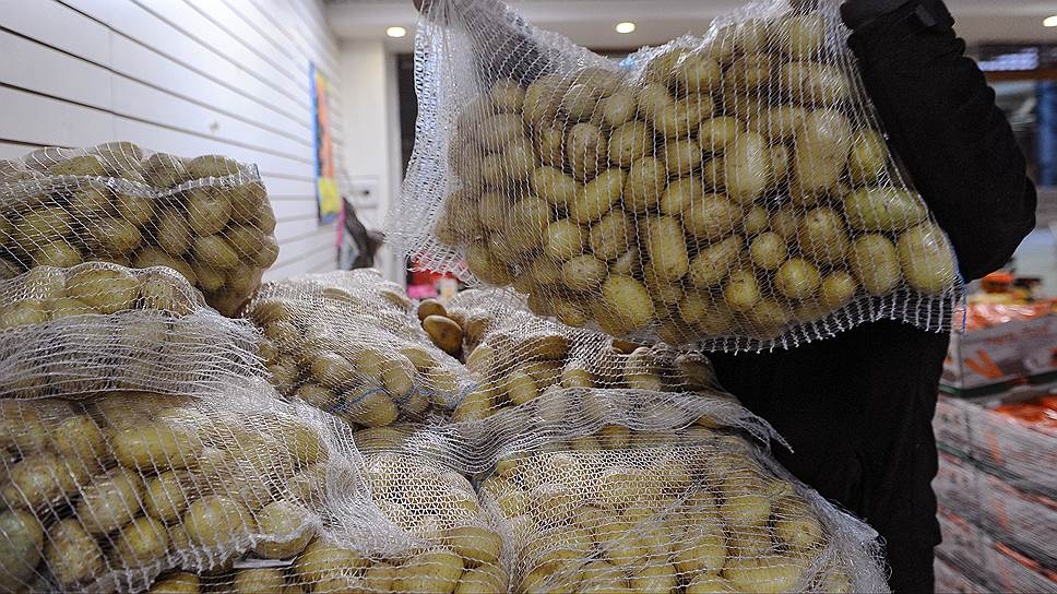 Лидерами подорожания в апреле стали белокочанная капуста (ее цена выросла на 27,7%) и картофель (19,7%)