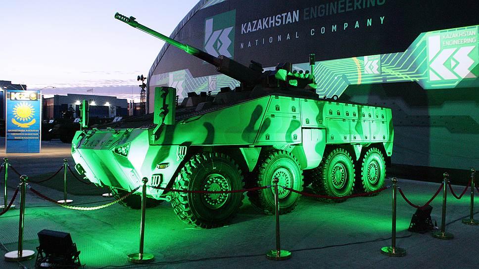 Несмотря на то что Казахстану от Советского Союза достался относительно мощный оборонный потенциал, эта страна продолжает активно модернизировать свои вооруженные силы