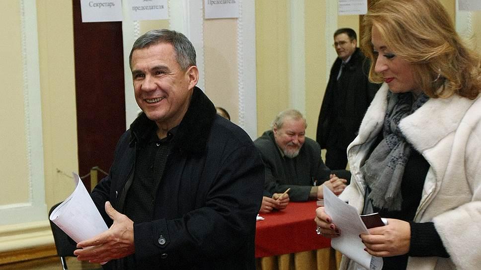 Супруга президента Татарстана Гульсина Минниханова в 2016 году заработала 2,35 млрд руб., в три раза больше, чем все российские губернаторы, вместе взятые