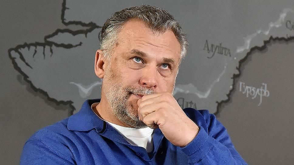 Председатель законодательного собрания Севастополя Алексей Чалый