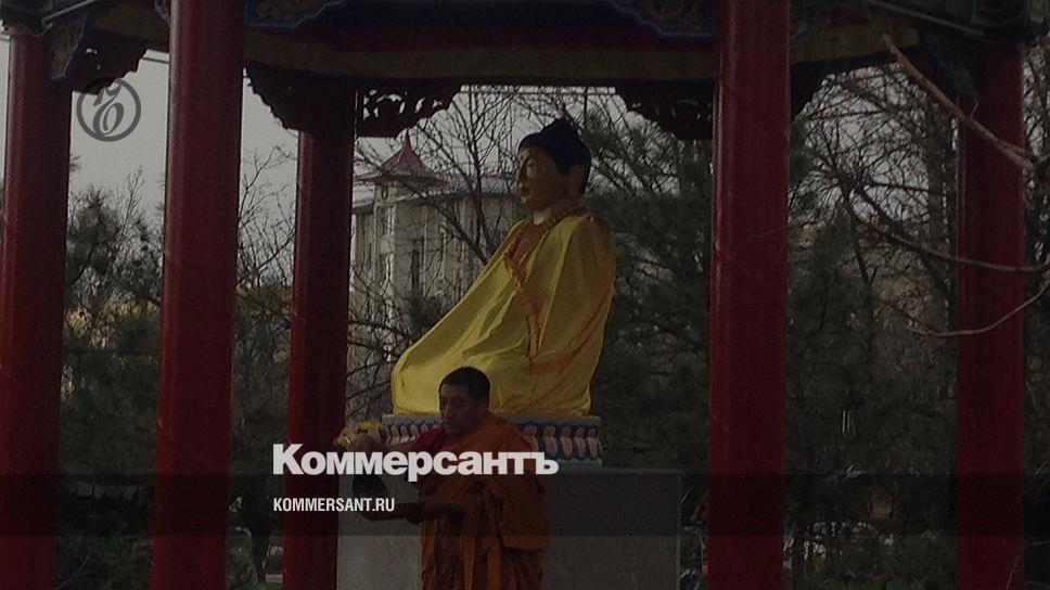 можно понять, фотография саида османова осквернившего будду комплексы