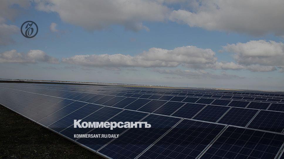 Крымские станции просят место под солнцем