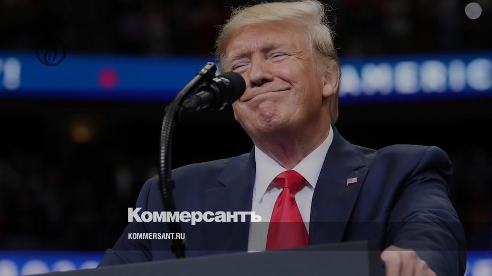 Трамп отказался от планов провести саммит G7 на своем курорте