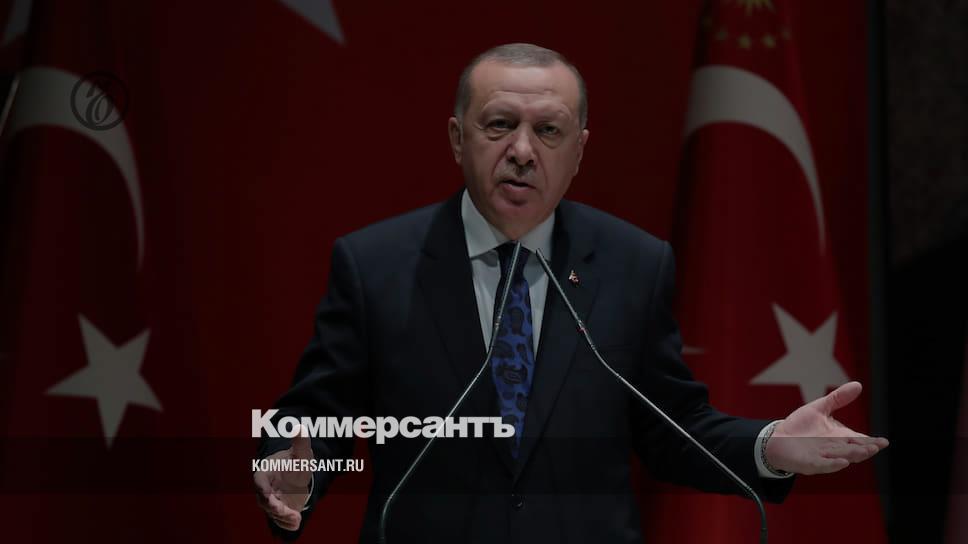 Эрдоган пообещал «преподать урок» Хафтару, если он продолжит наступление в Ливии