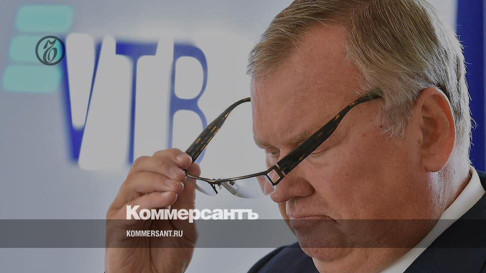 Костин рассказал о закрытом указе Путина по списанию долгов предприятий ОПК