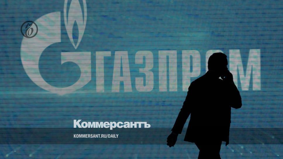 «Газпром» заново продаст газ Европе