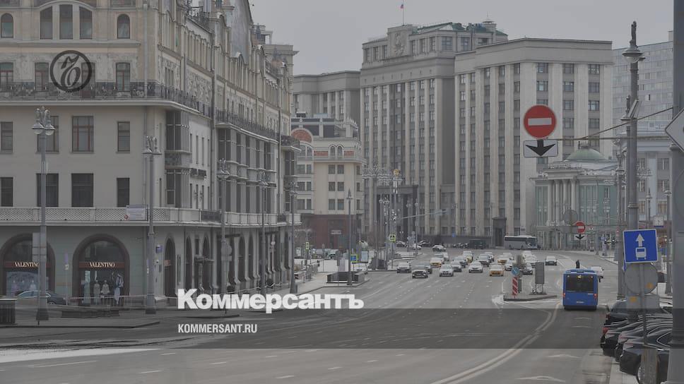 Возможность ограничения передвижения автомобилей в столице сохраняется