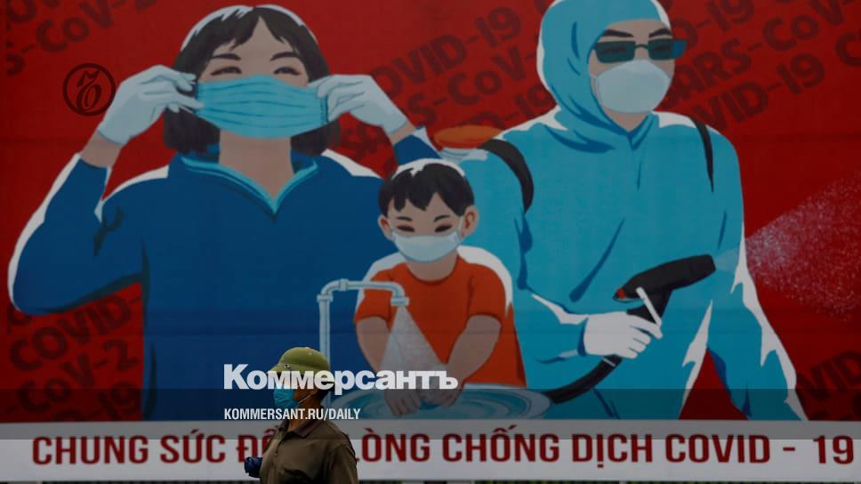 Вьетнам выходит сухим из COVID