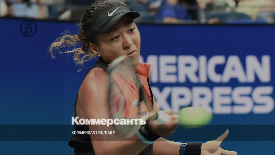 Наоми Осака стала самой высокооплачиваемой спортсменкой мира