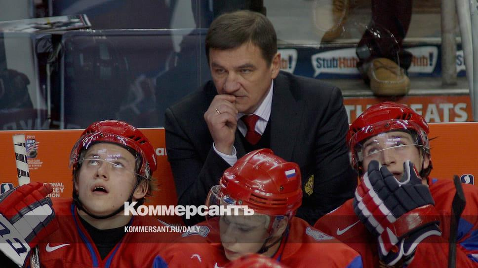 Валерий Брагин повзрослел до главной сборной