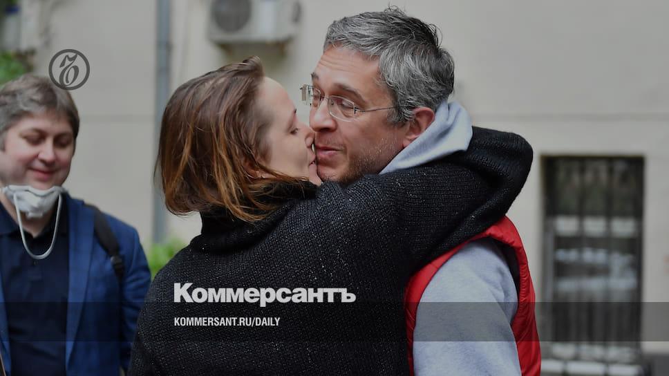 Гендиректора РВК арестовали домой
