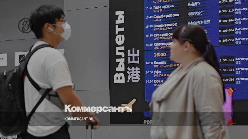 ФАС сочла нарушением продажу авиабилетов в закрытые для полетов страны