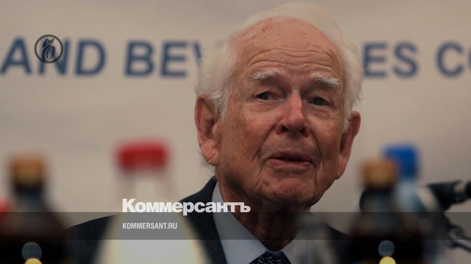 Умер бывший гендиректор PepsiCo Дональд Кендалл