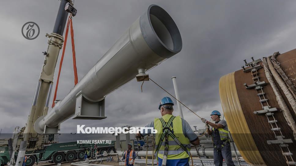 США расширят санкции по «Северному потоку-2»