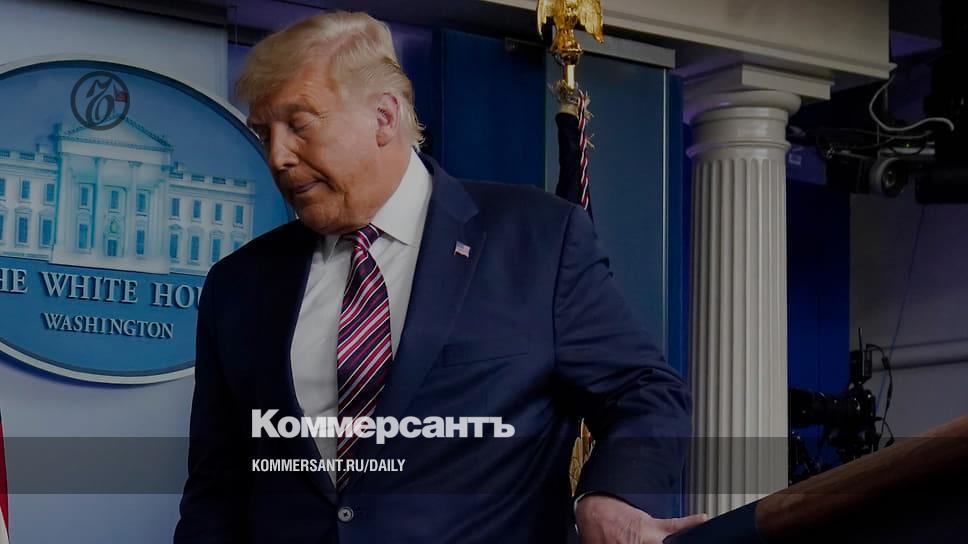 Команду уходящего президента США могут судить