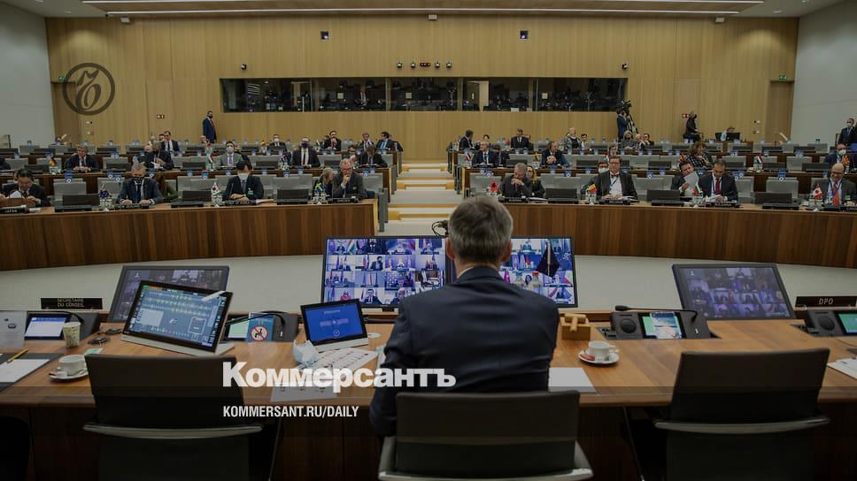 Альянс намерен усиливать присутствие в Черноморском регионе