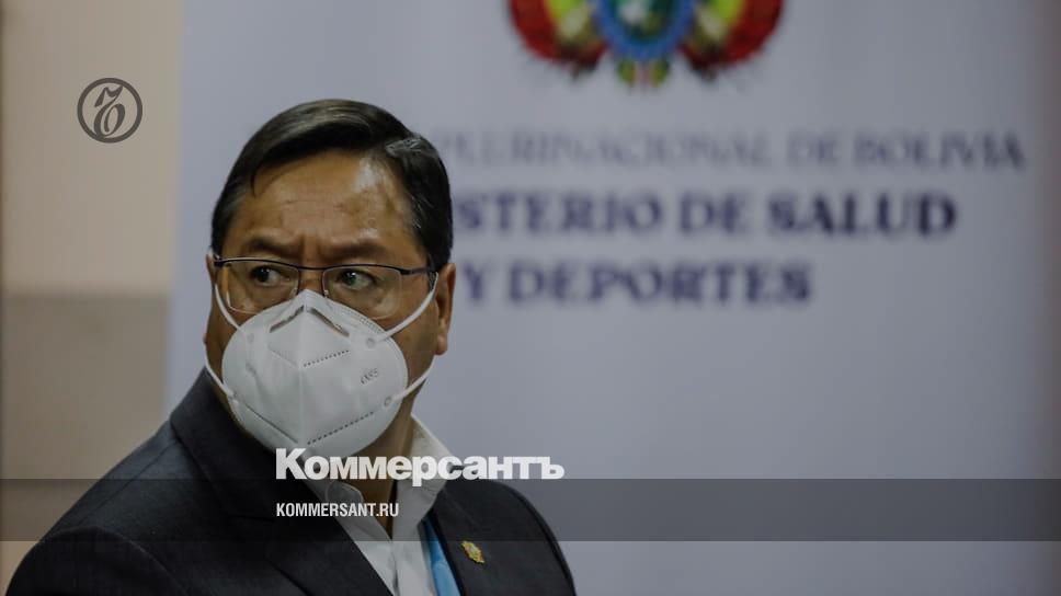Президент Боливии собирается привиться вакциной «Спутник V»
