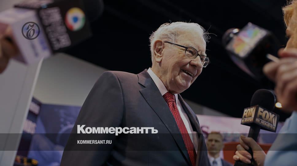 Уоррен Баффет в ежегодном послании посоветовал покупать акции