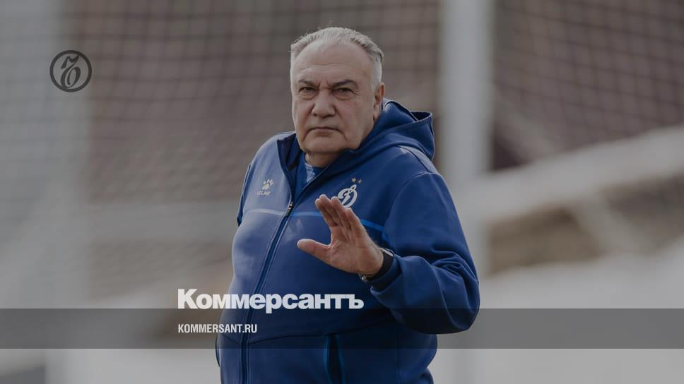 Главный врач футбольного клуба динамо москва гипноз мужской клуб ростов