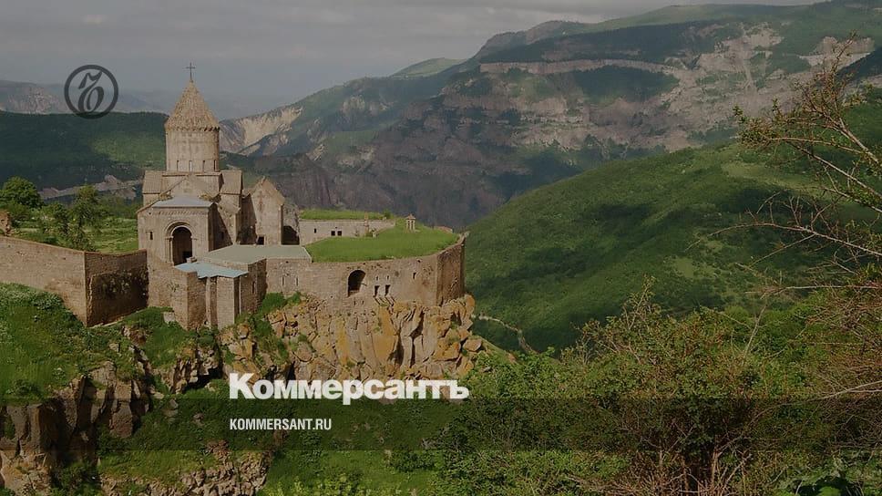 Армения и Азербайджан начали Сюника-Зангезурский операцию — Мир — Коммерсант