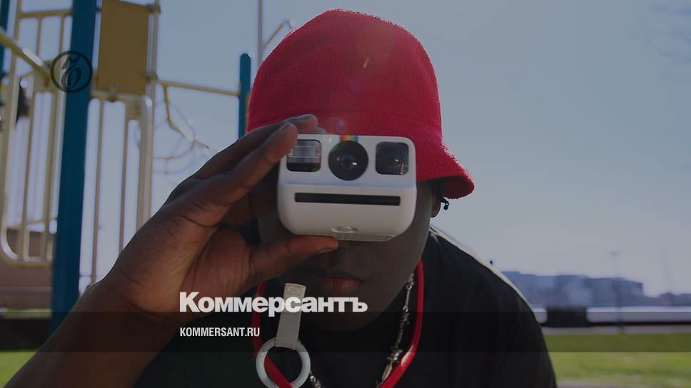Polaroid сделал самую маленькую в мире камеру мгновенного печати