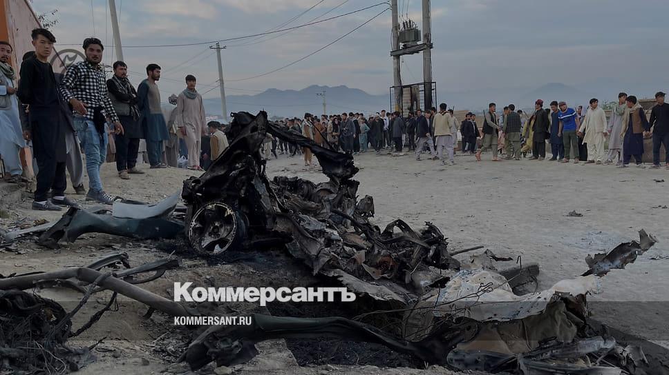В Афганистане в результате взрыва погибли более 50 человек
