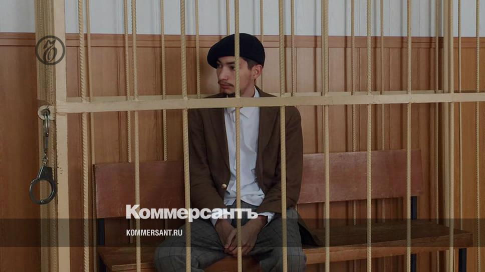 Суд арестовал акциониста Крисевича за перформанс на Красной площади