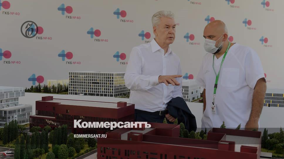 Собянин: история с коронавирусом начинается заново