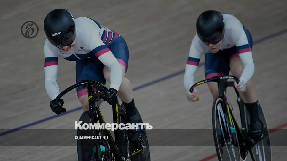 Российские спортсменки завоевали бронзу Олимпиады на велотреке