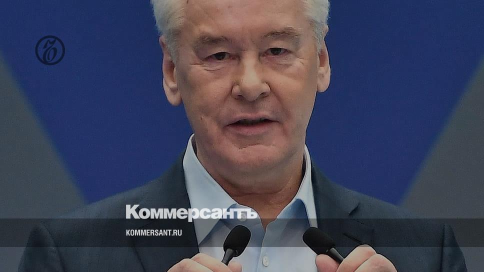 Собянин поблагодарил москвичей за поддержку кандидатов в Госдуму из его списка
