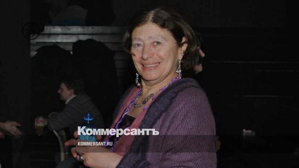 Умерла создательница клуба «Китайский летчик Джао Да» Ирина Паперная