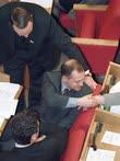 Сергей Кириенко был депутатом всего несколько месяцев в 2000 году, но успел за это время найти вкус к законодательной работе