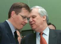 Владимир Рыжков и Николай Рыжков всегда состояли в разных фракциях и хороших отношениях