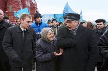 Владимир Жириновский делал ставку не только на молодых, но и на старых