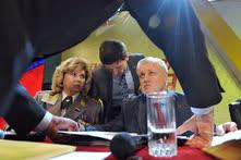 Для Татьяны Москальковой сотрудничество с Сергеем Мироновым в «Справедливой России» стало важным шагом по дороге на пост уполномоченного по правам человека