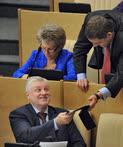 Сергей Миронов долгие годы руководил Советом федерации, но потом нашел себя и в Государственной думе