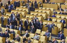 Фракция ЛДПР уходит с пленарного заседания
