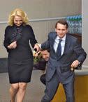 Спикер Госдумы Сергей Нарышкин и глава Счетной палаты Татьяна Голикова с легкостью находили общий язык