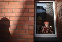 Февраль. Московская область. Празднование Масленицы в благотворительной организации «Детские деревни — SOS» в Томилино