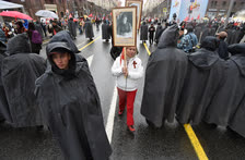 Май. Москва. Акция памяти «Бессмертный полк»