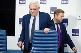 Launch of the National Research University Higher School of Economics report 'A New Understanding and Ways to Enhance   Multilateral Strategic Stability' at the TASS News Agency.