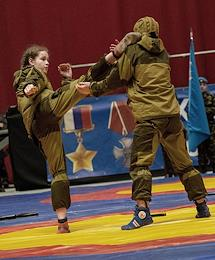 20th All-Russian Youth Sambo Tournament 'In memory of the heroic deeds of the 6th company of the Airborne Forces.'