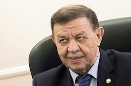 Interview with the President of the Academy of Sciences of the Republic of Tatarstan Myakzyum Salakhov.