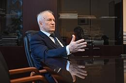 Interview with Vice President of the Russian Academy of Sciences, Academician Valery Vasilyevich Kozlov.