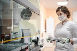Work of Novosibirsk Region Blood Center during the period of fighting coronavirus infection.