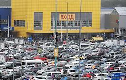 Reopening of IKEA and MEGA Teply Stan hypermarkets.
