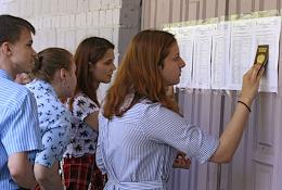 Preparations for the Unified State Exam (USE) in the School No. 46 in Sovetsky district.